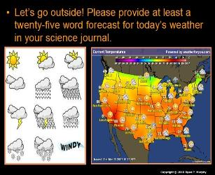 weather and climate unit powerpoint lessons for educators